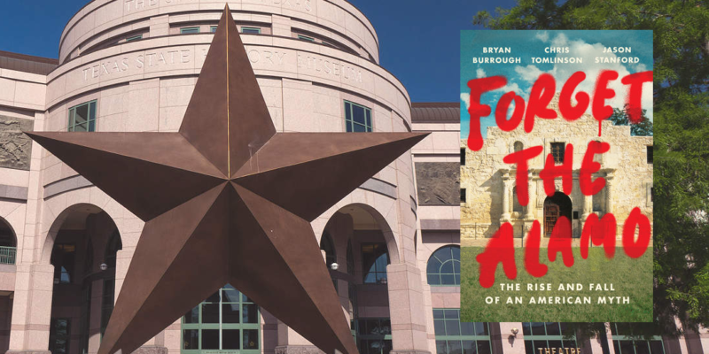 Patrick: Texas History Museum No Place To Dishonor Alamo Heroes
