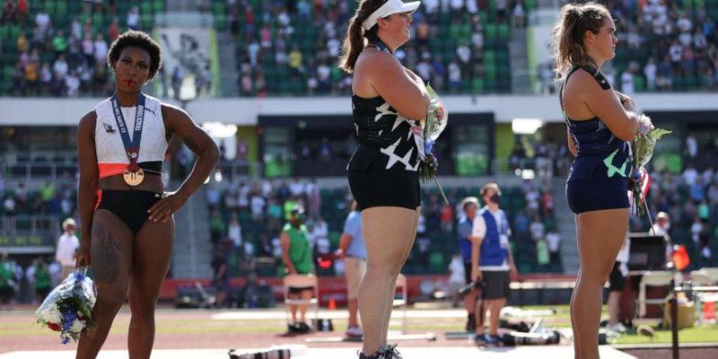 BAYHAM: The Public Kaepernick-Style Tantrum of a Third-Place Olympian