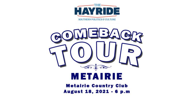 Schroder, Skrmetta And Daniel Greenfield Highlight The Hayride's Metairie Tour Event!