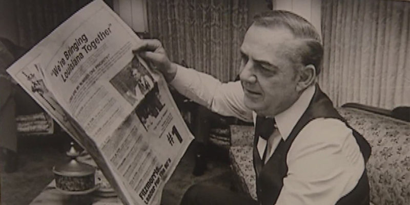 BAYHAM: Jimmy Fitzmorris Was The Blue Dog Who Turned Louisiana Red