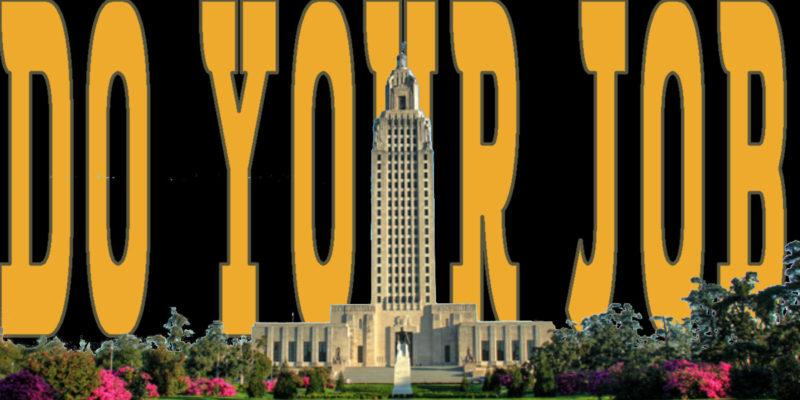 "SADOW: ""Politics Over Principle"" Marks Louisiana Senate Votes"