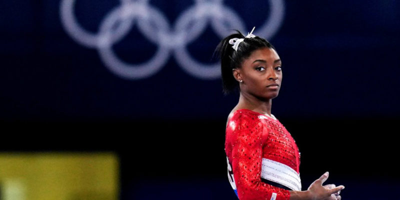 Who To Be Mad At For Simone Biles, And Other Quick Takes