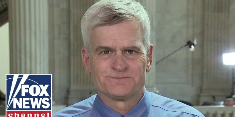 SADOW: Bill Cassidy Hails From The Wrong Swamp These Days