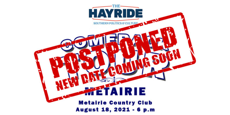 Regrettably, We're Going To Have To Suspend The Hayride's Comeback Tour