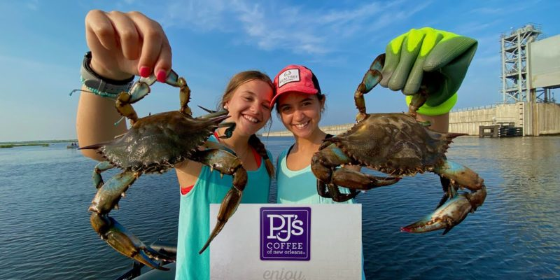 MARSH MAN MASSON: Catch The Most Crabs, Get A Coffee Gift Card!