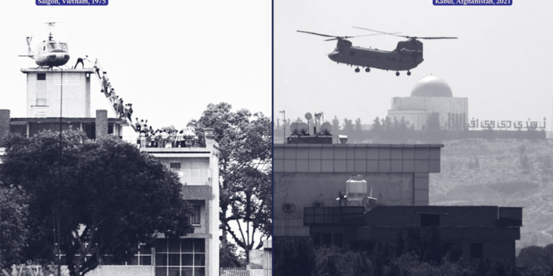 BAYHAM: Joe Biden Presents Saigon, Version 2.0