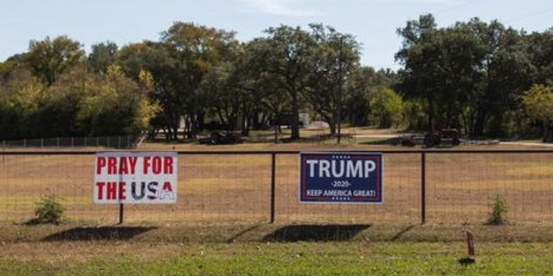 Trump A Factor In North Texas House Race? HD 10 Heads To Runoff
