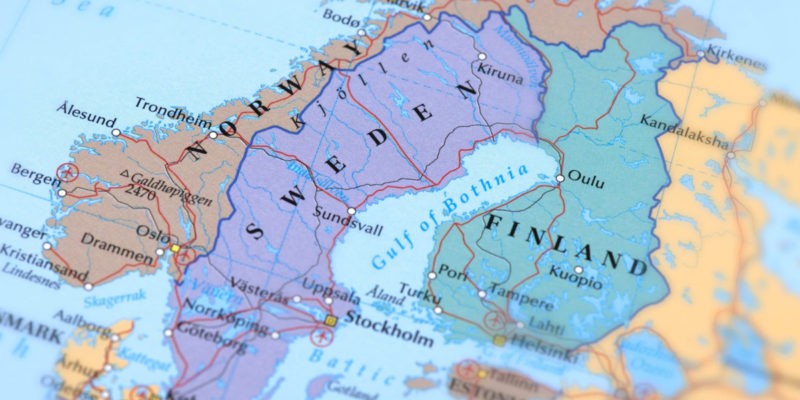 SADOW: Let's Emulate Scandinavia On COVID, Not Economics