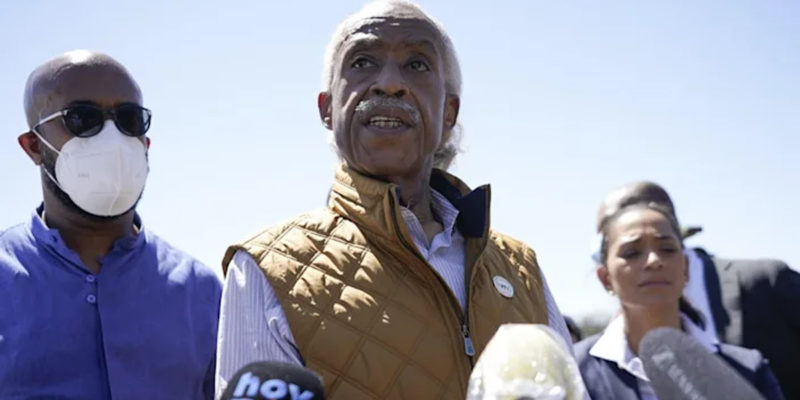VIDEO: Al Sharpton Shows Up In Del Rio, And It Goes Badly