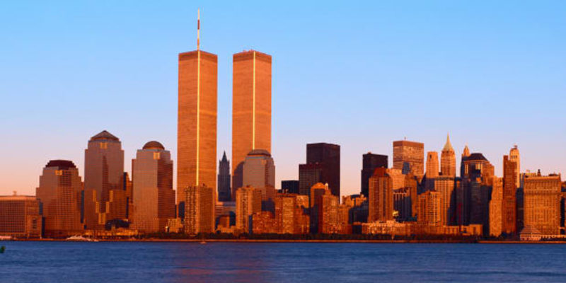 BAYHAM: The Twin Towers Before 9/11 and the Day They Fell