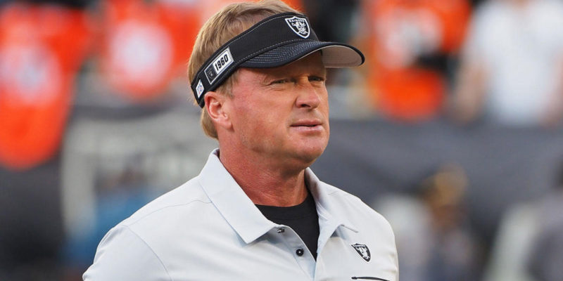 Five Reasons LSU Ought To Hire Jon Gruden Right Now